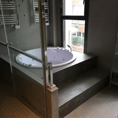 bañera hidromasaje