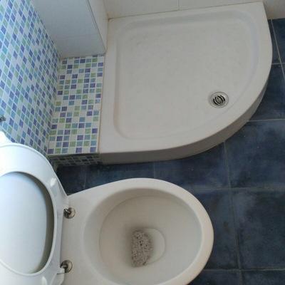 Limpieza de baños despues