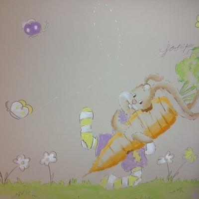 Bellas artes: dibujo infantil