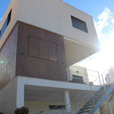 Resultado final Casa modular Xert