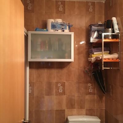 Módulo armario antes