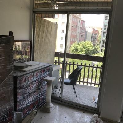 Desalojo de muebles