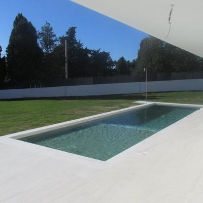 Piscina en Villa en Marbella