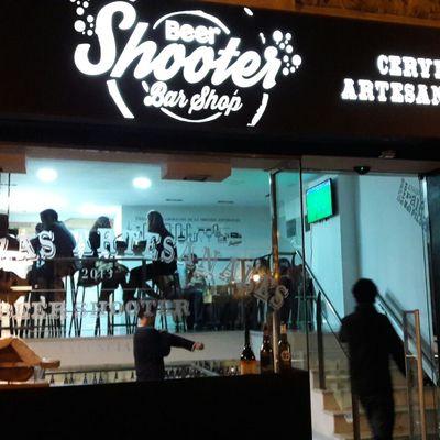 Cerveceria BeerShooter en Valencia