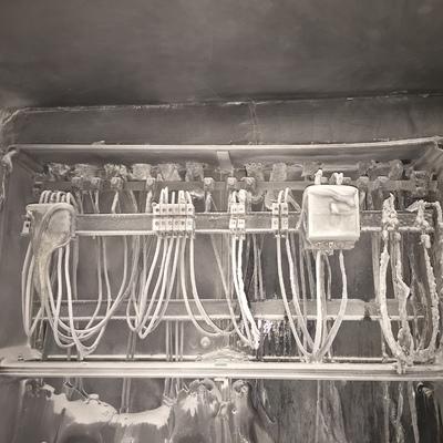 Renovación centralización contadores por incendio