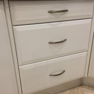 Lacado de puertas de cocina