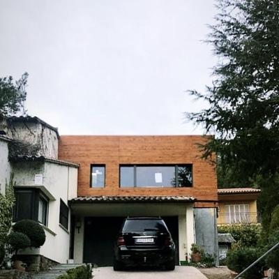 Ampliación de madera