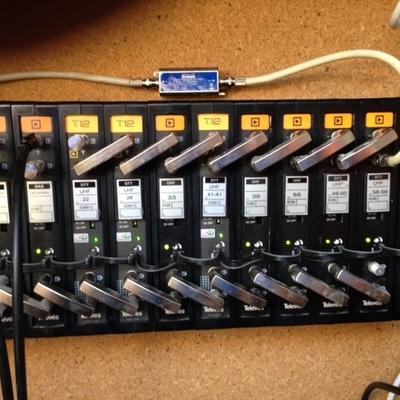 Cabecera de Antena TDT