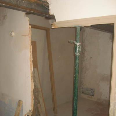 colocacion marco puerta
