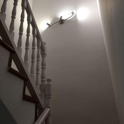 Escalera vivienda (con retirada de goleé)