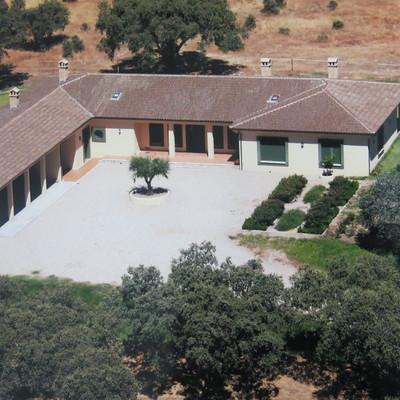 Vivienda unifamiliar en Extremadura