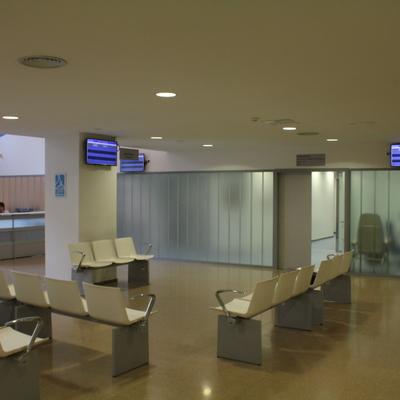 Sala de Extracciones Hospital PTS, Granada.