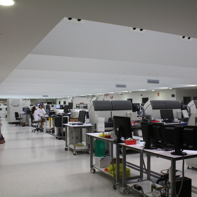Laboratorio Hospital PTS, Granada
