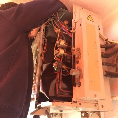 reparacion aire acondicionado daikin 2x1