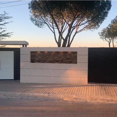 valla fachada