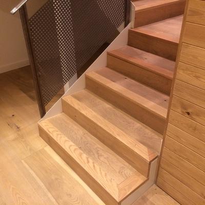 Cambiamos los peldaños de tu escalera