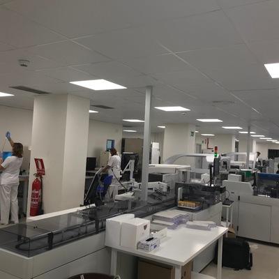 Laboratorio Hospital Infanta Margarita, Cabra, Córdoba