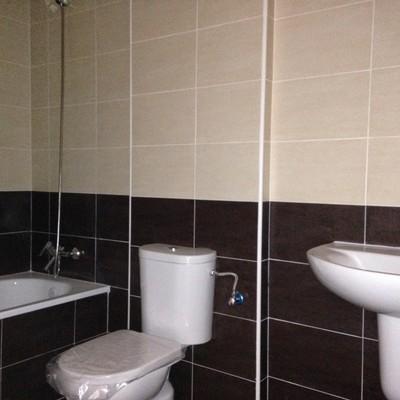 Baño con bañera Brisas de la Colina