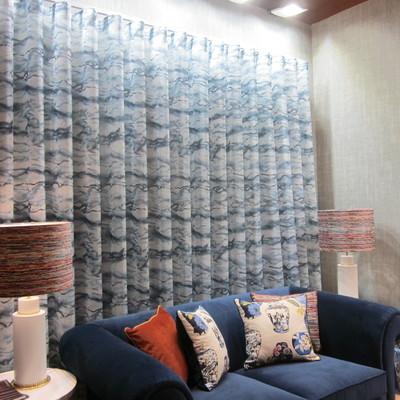 cortinas con onda perfecta