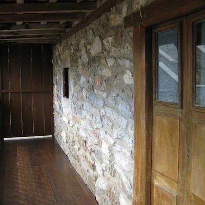 Terraza en vivienda Rustica