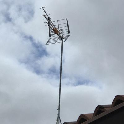 Antenas individuales/colectivas