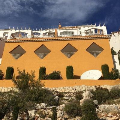 Pintura y revestimiento de fachadas