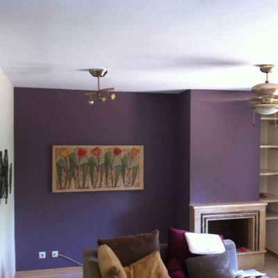Pintura salon