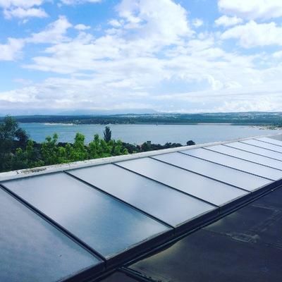 Instalación Solar Térmica en Valdemorillo.