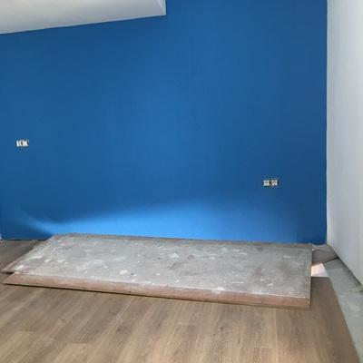 Conexión entre vivienda y trastero en Ponteareas. 11.