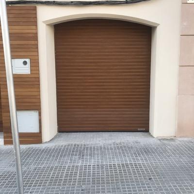Puerta enrollable Hörmann