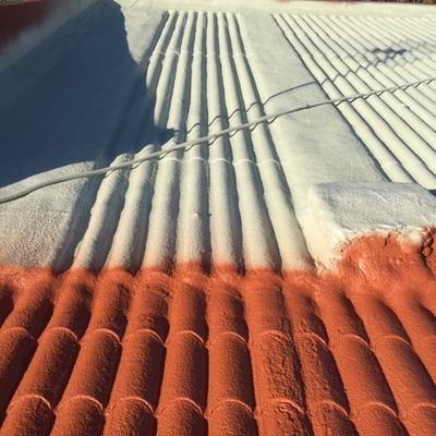 Reforma de tejado.
