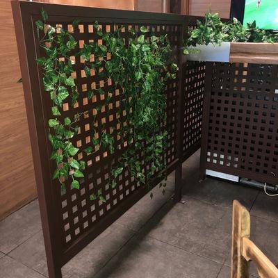 Separación de ambientes en un bar