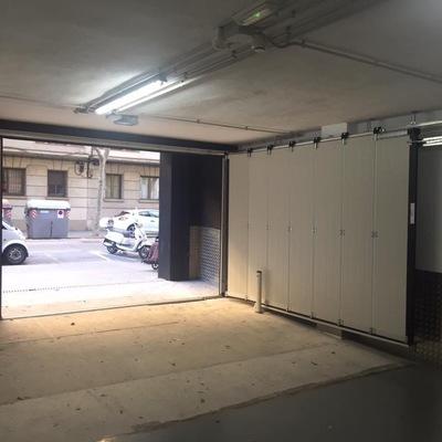 Puerta seccional lateral Hörmann