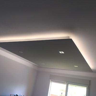 iluminacion led indirecta