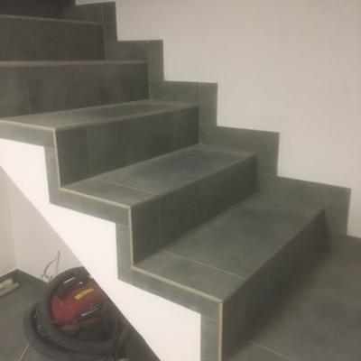 Escaleras detalle