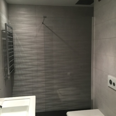 Reforma baño vivienda Pontevedra
