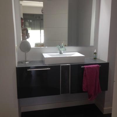 Mueble completo baño