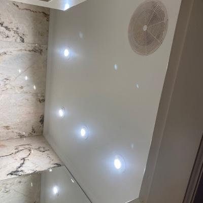 Sustitución Iluminación Baño