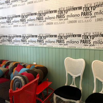 Living café zona Chester