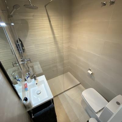reforma completa baño