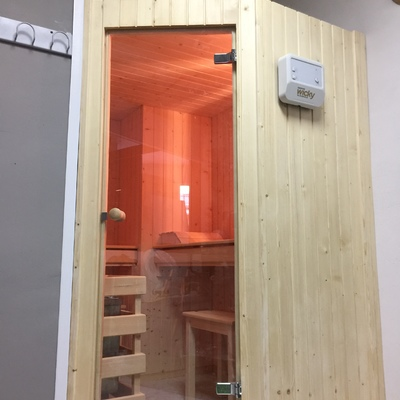 Sauna a medida 1