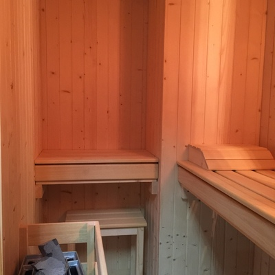Sauna a medida 3