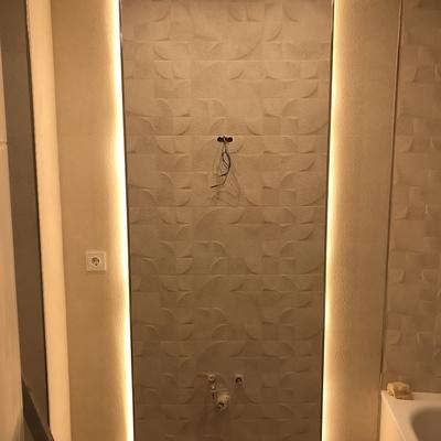 iluminacion led para baño