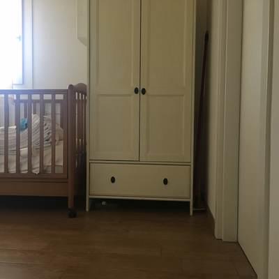 Una pequeña habitacion para el mas pequeño de la casa.