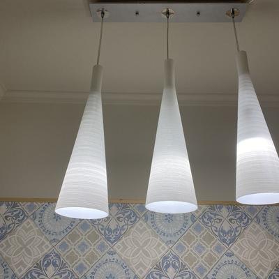 Instalación de Luminaria LED en Cascada