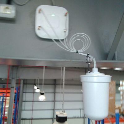 Instalación de puntos de acceso Wifi en entornos industriales