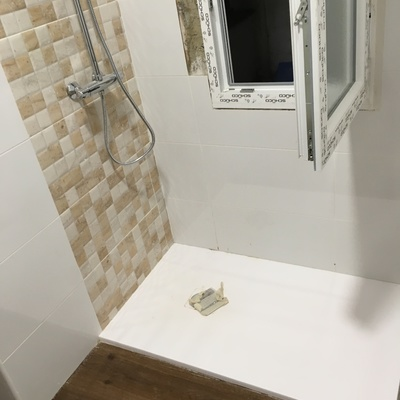 Reforma baño munguia