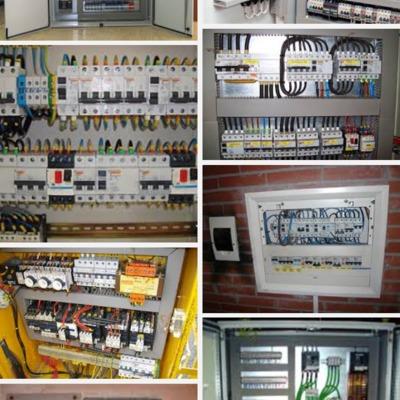 Cuadros e instalciones electricas