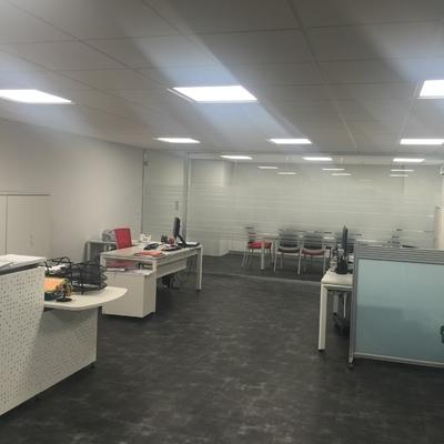 Reforma integral oficinas A Coruña