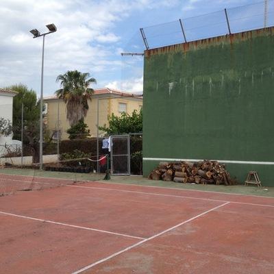 tereno de tenis